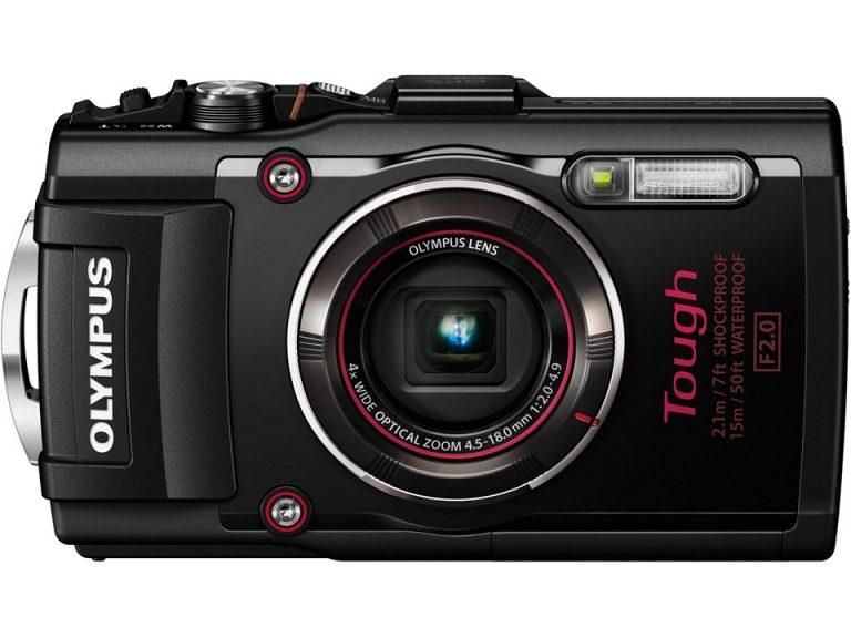 det bedste kamera til dykning