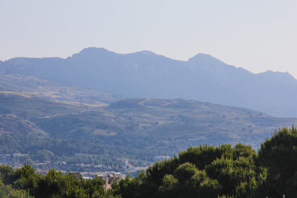 Zia - det bedste sted at se solnedgangen på Kos, Grækenland