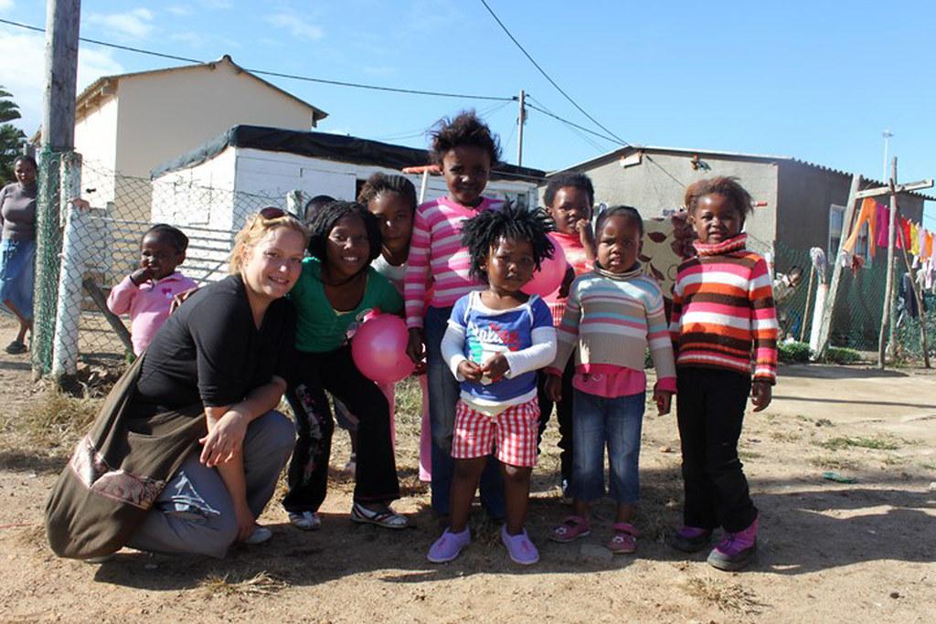 lokale i Sydafrika