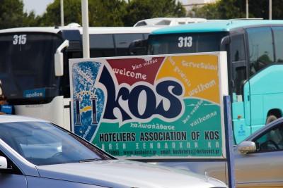 Rejseblog: Hjemrejseproblemer fra Kos