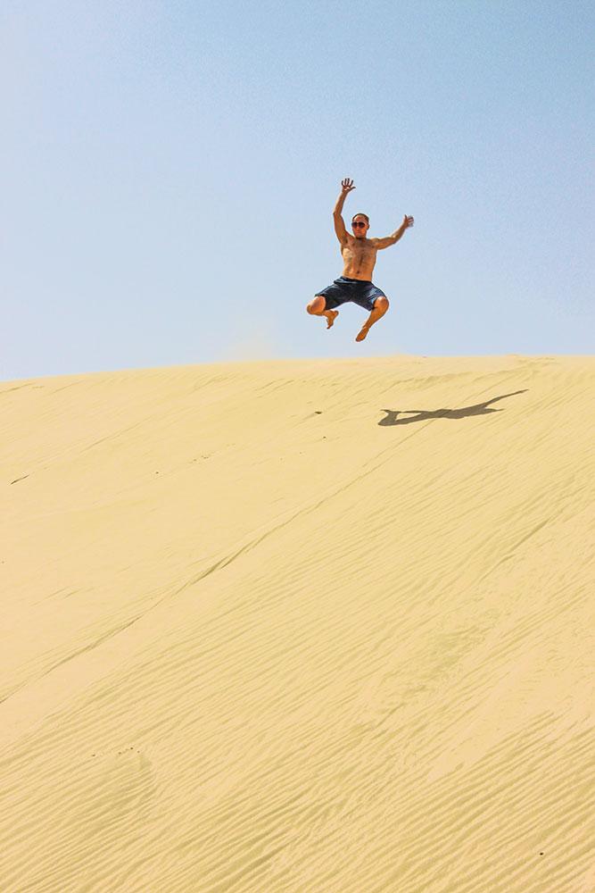 dohas ørken