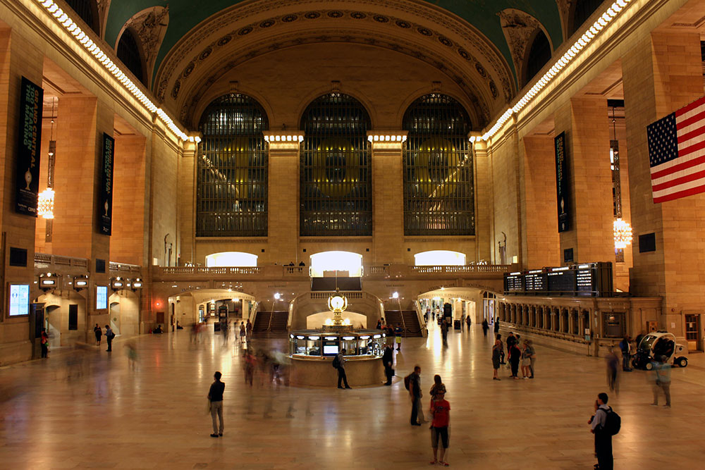 grand central station, en must see seværdighed i new york