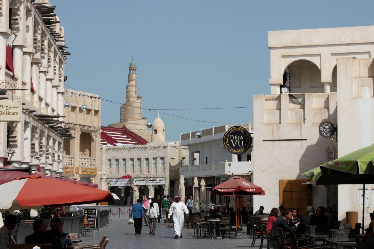 Souq Warqif, Qatar