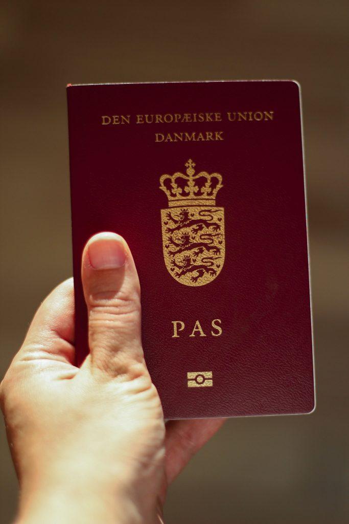 Dit pas er stjålet eller mistet, hvad gør du så?