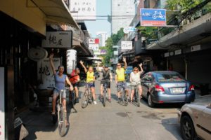 Rejseblog: En anderledes oplevelse på cykel gennem Bangkok, Thailand
