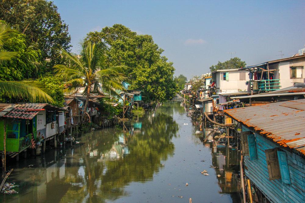 Bangkoks floder