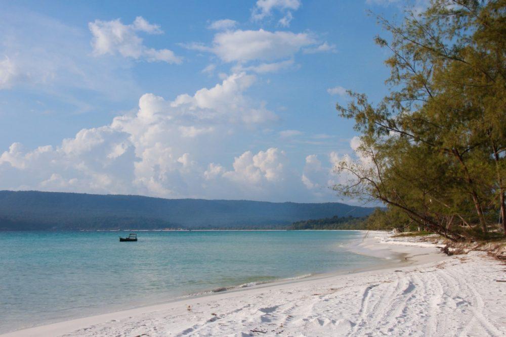 Når paradiset gør rejselivet surt...