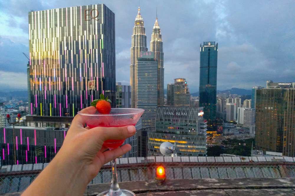 Kuala Lumpur – Seværdigheder, spisesteder og overnatning