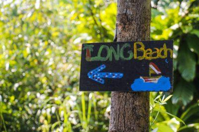 Rejseblog: Trekket til Long Beach, Koh Rong, Cambodja