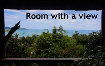 de bedste værelser med udsigt som jeg har haft