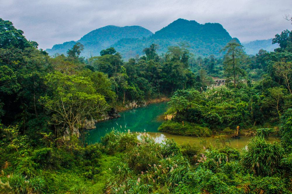 landskaber Vietnam
