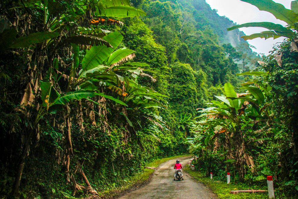 De største huler i Vietnam