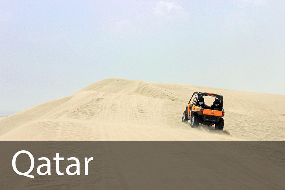 rejseinspiration til Qatar