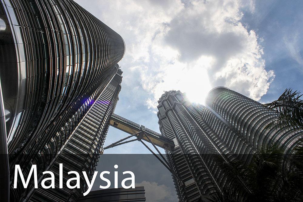 rejseinspiration til Malaysia