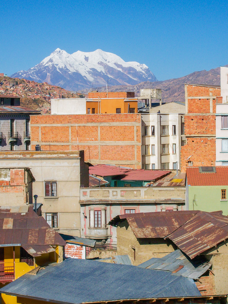 hostel la paz, bolivia