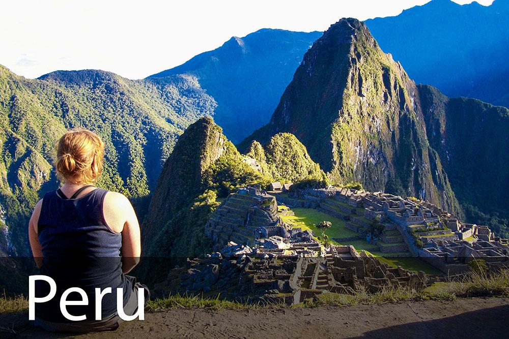 rejseinspiration til Peru