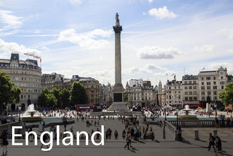 rejseinspiration til England