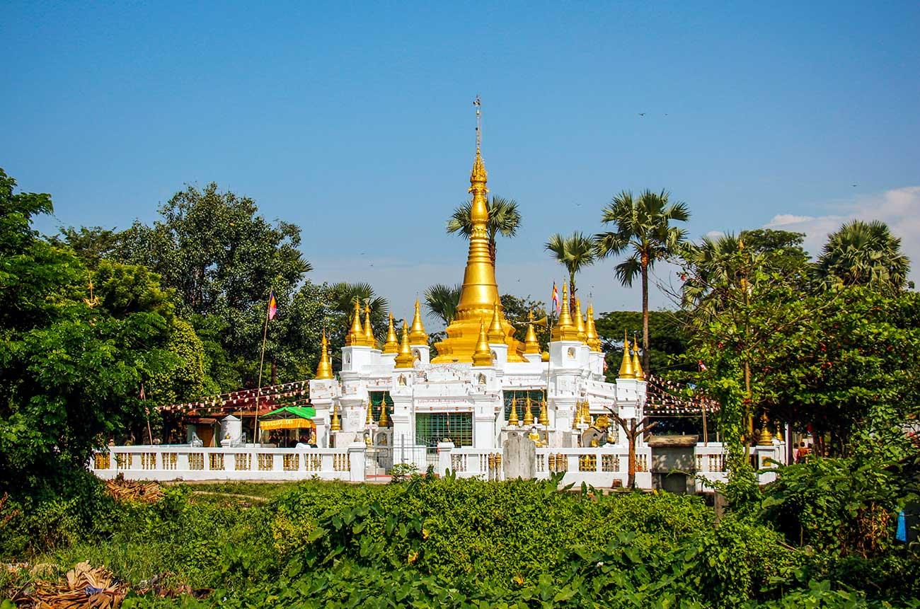 tempel i yangon