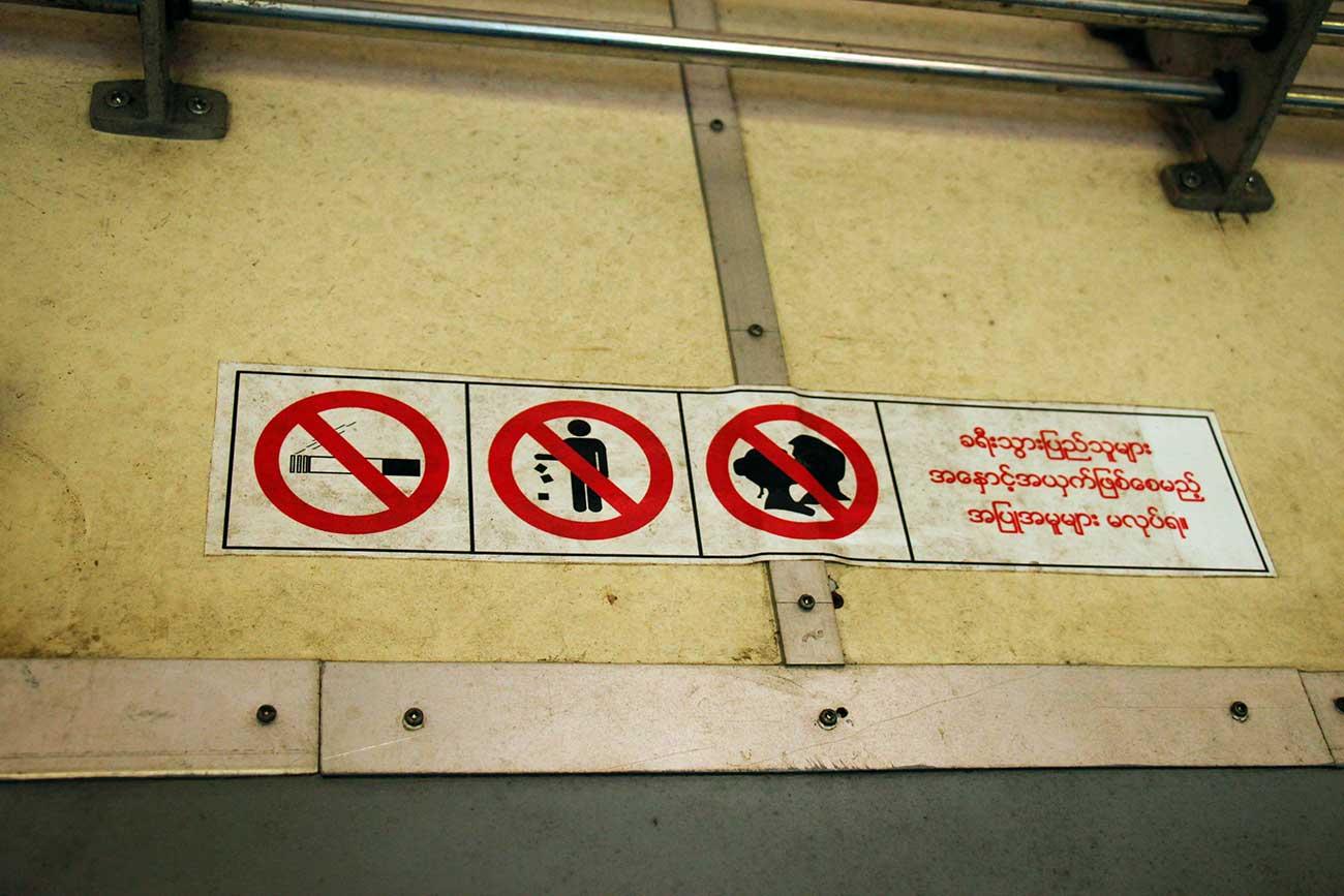 regler i yangon