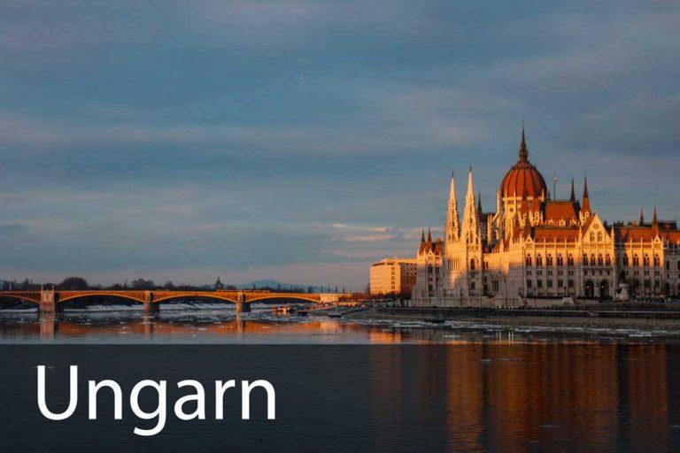 rejs til Ungarn på egen hånd