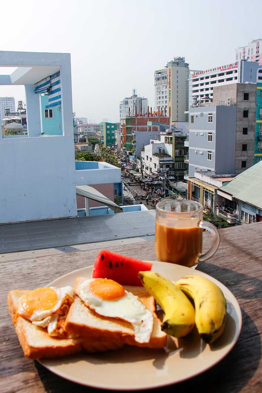 hostel ho chi minh city
