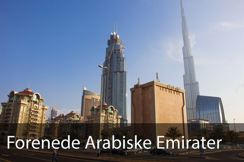 rejseinspiration til Dubai