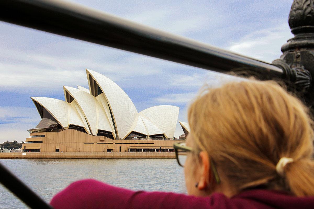 Med studiekort kan du spare penge på en rundtur i Operahuset!