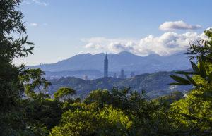 Naturen i Taipei