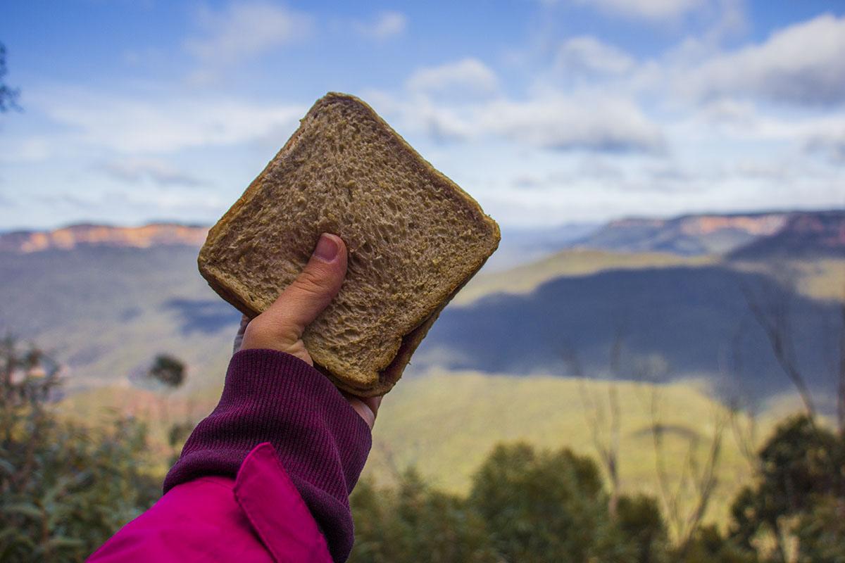 Tag madpakke med og spar penge på din rejse i Sydney