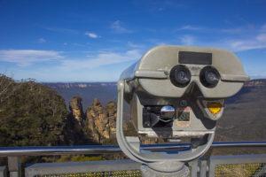 Rejseblog: Blue mountains, Sydney