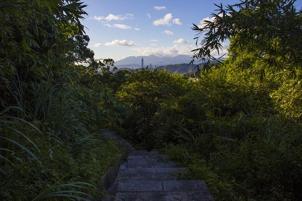 vandretur i Taipei