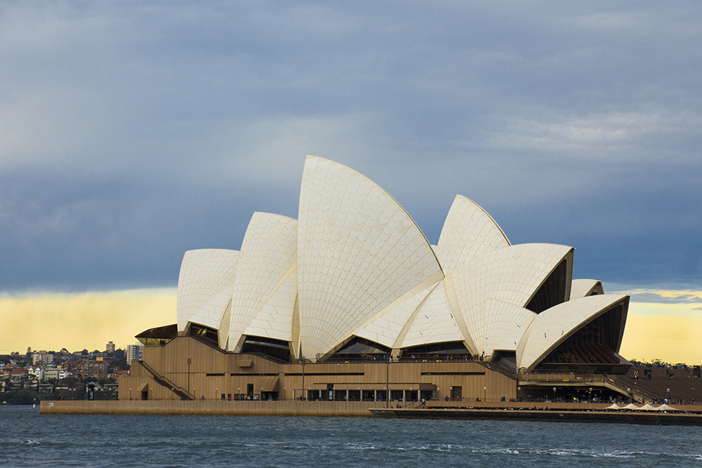 Forlænget weekend i Sydney