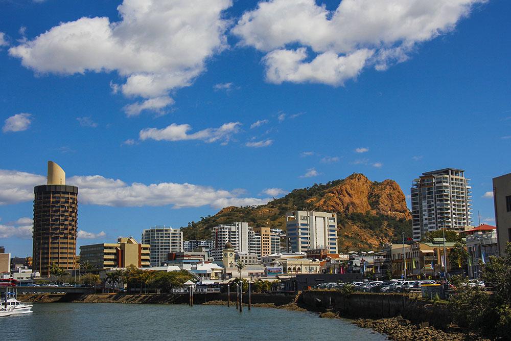 Townsville centrum