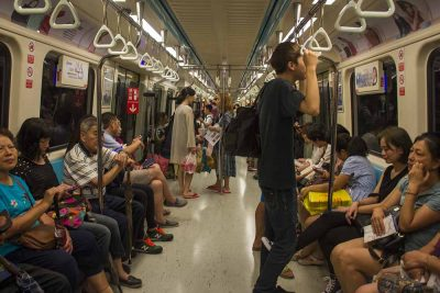 offentlig transport i Taipei