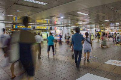 Rejseblog: tyfon i Taipei