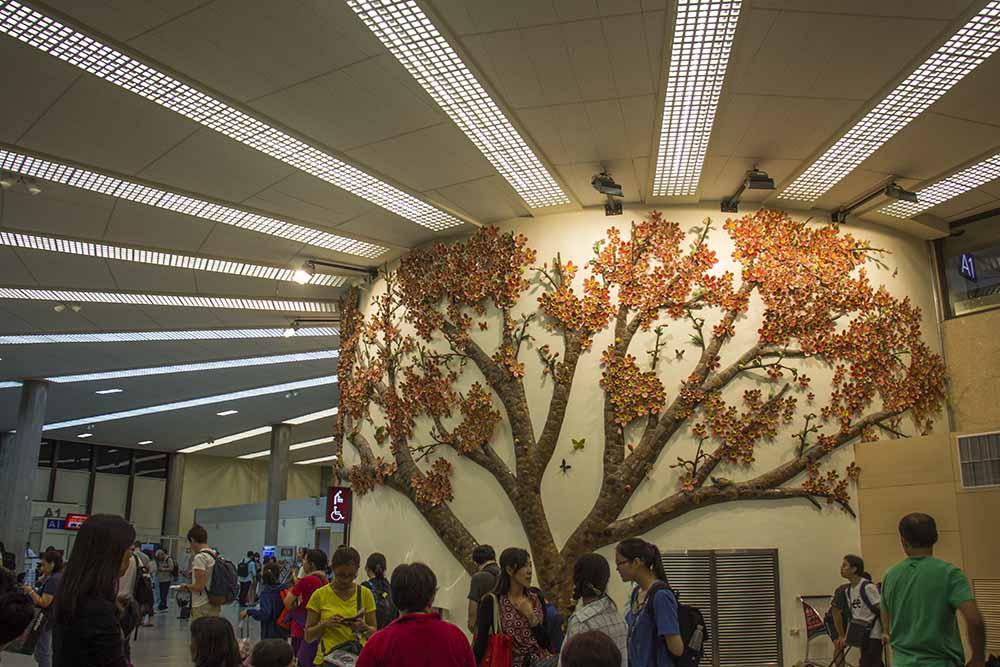 Taipei lufthavn