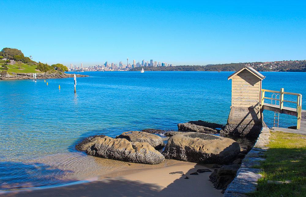de bedste strande i Sydney