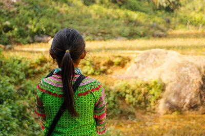 homestay i Sapa, Vietnam