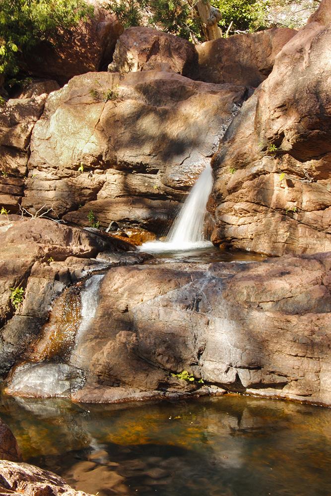 vandfald nær Townsville