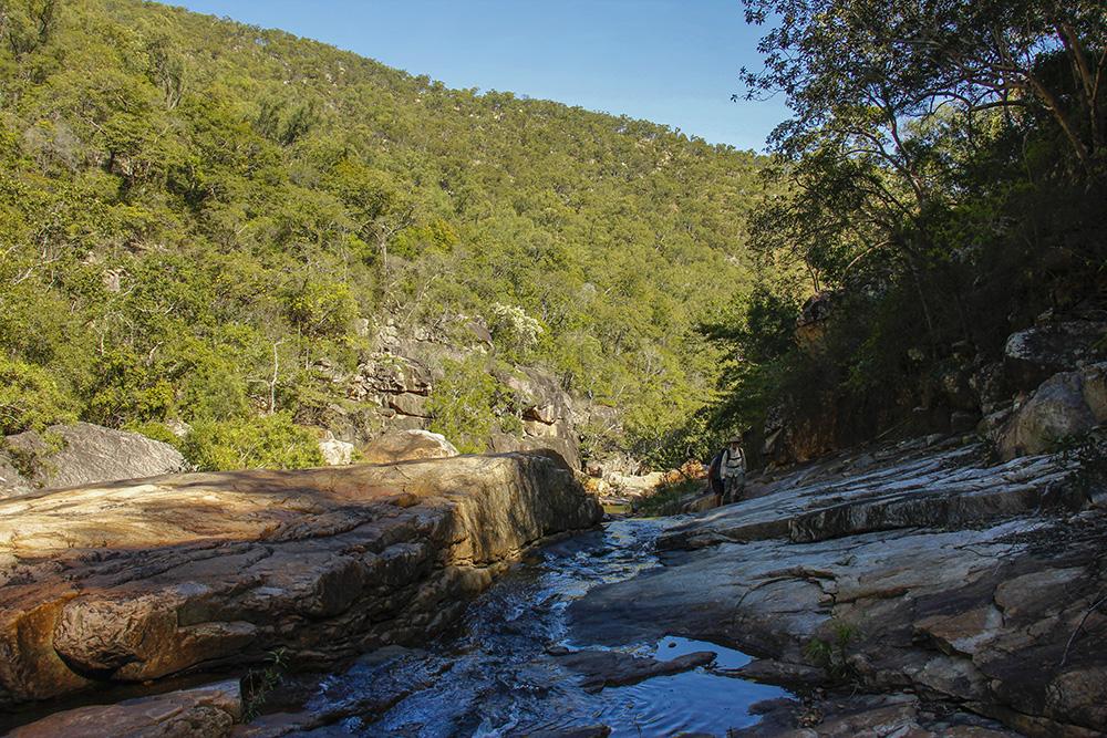 trekking i Australien