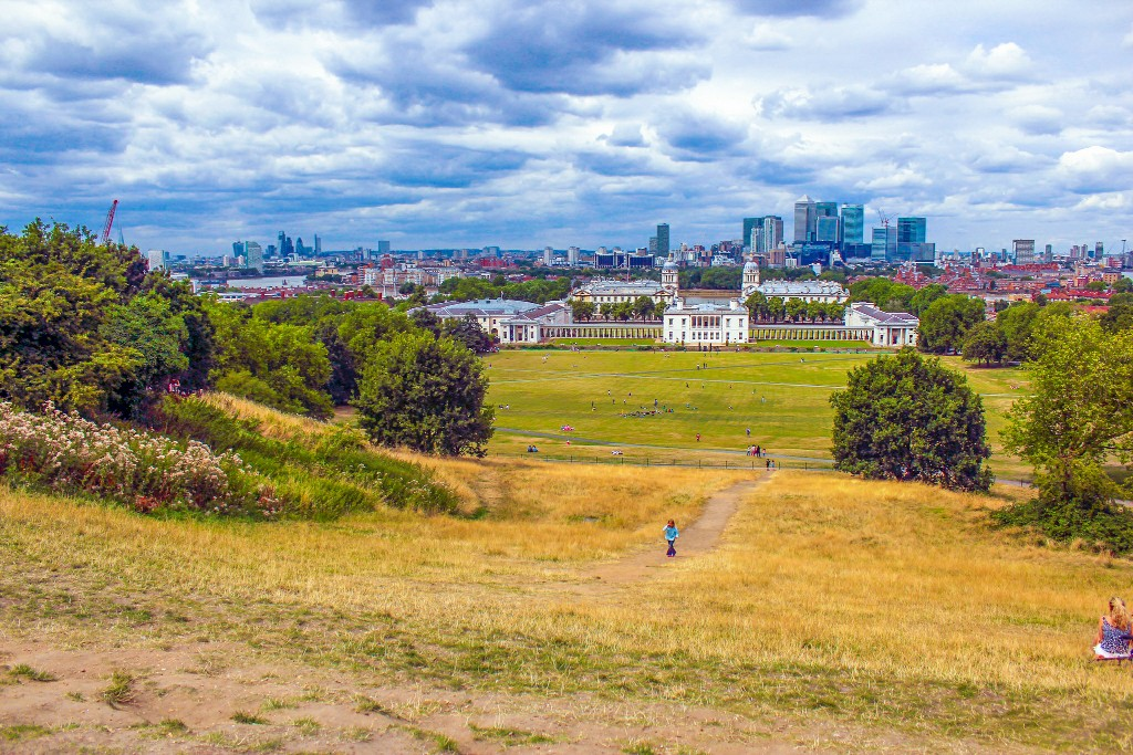 Greenwich - en seværdighed i london