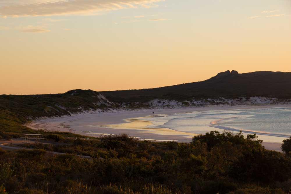 rejs alene i vestaustralien