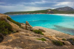 Hellfire Bay i Cape Le Grand National Park