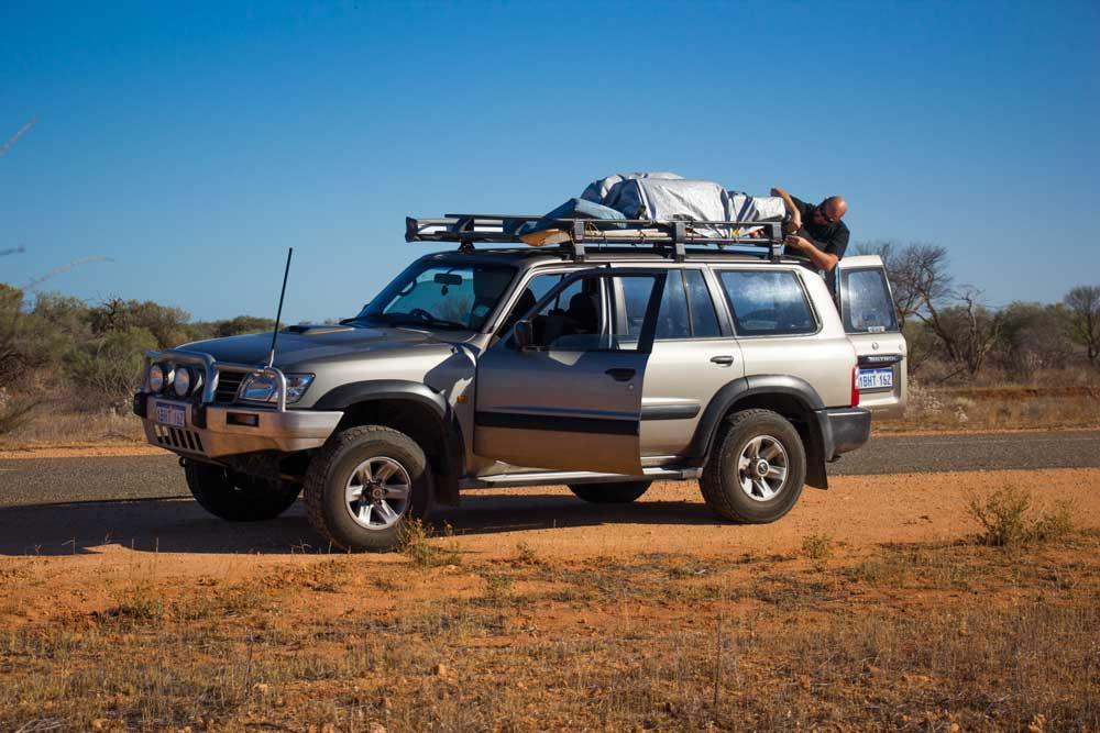 road trip gennem vestaustralien