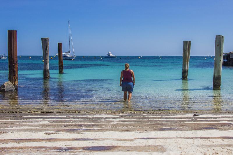 Rottnest Island: En dag med cykling, snorkling og skønne strande