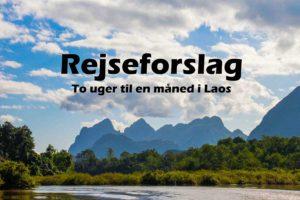 Rejseguide: Laos - Oplev landets seværdigheder!