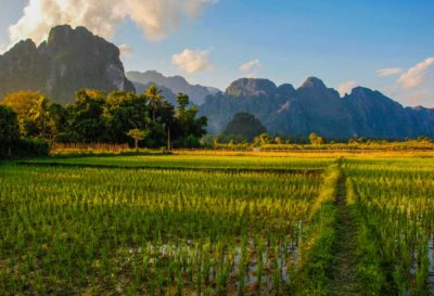 guide til Vang Vieng
