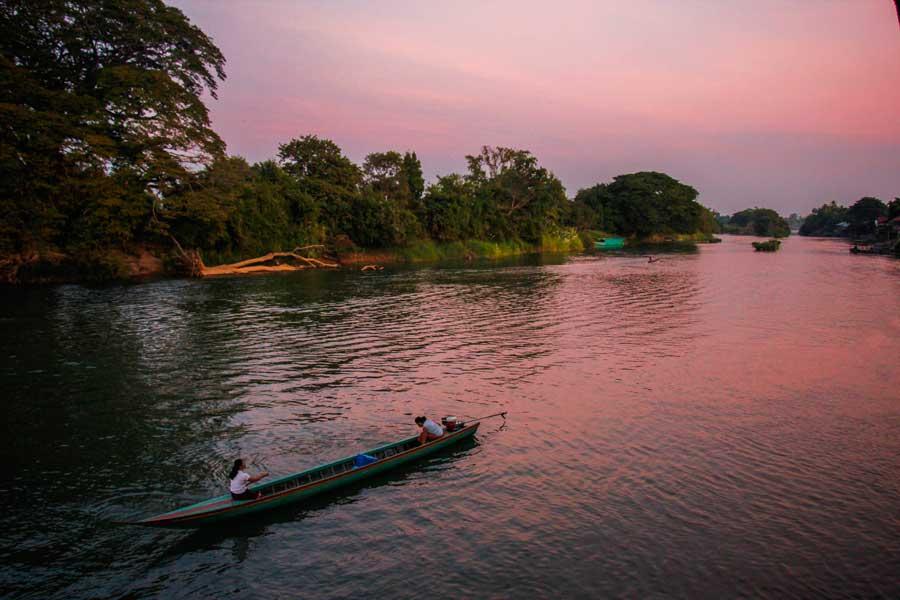 rejseforslag - to uger i Laos