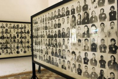 Rejseblog: Killing fields og S21 i Cambodja