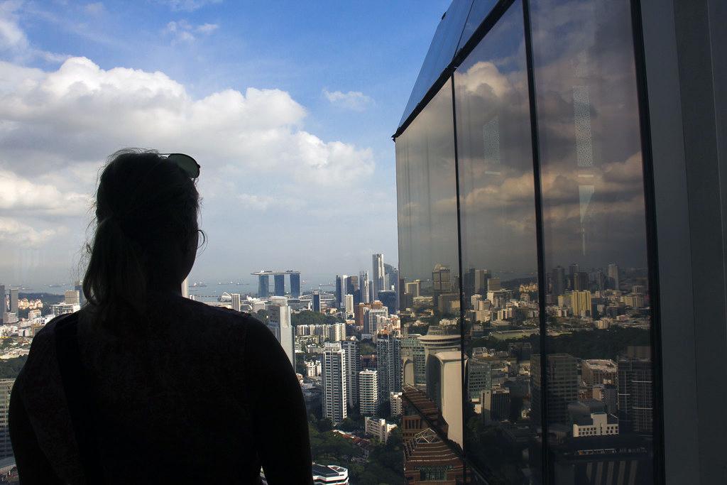 ION sky, singapores bedste udsigtspunkt